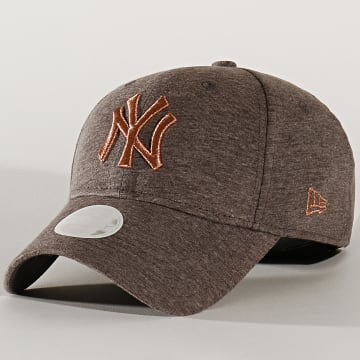 Casquette Femme 9Forty Jersey 12134964 New York Yankees Gris Chiné