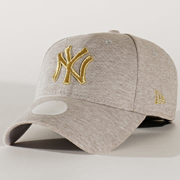 Casquette Femme 9Forty Jersey 12134965 New York Yankees Gris Clair