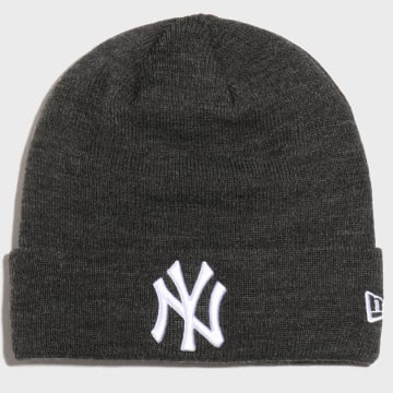 Bonnet  Heather Essential Knit 12134980 New York Yankees Gris Anthracite Chiné
