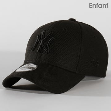 Casquette Enfant 9Forty Mono Team Colour 12145400 New York Yankees Noir