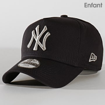 Casquette Enfant 9Forty League Essential A Frame 12145442 New York Yankees Bleu Marine