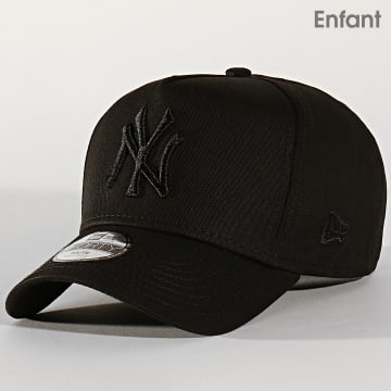 Casquette Enfant 9Forty League Essential A Frame 12145447 New York Yankees Noir