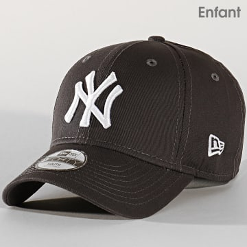 Casquette Enfant 9Forty League Essential 12145456 New York Yankees Gris