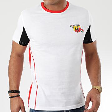 Tee Shirt Replica Race Abarth Corse ABTS01 Blanc