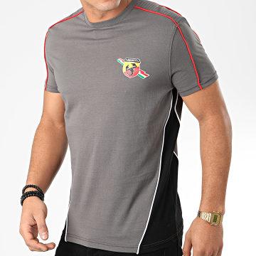F1 et Motorsport - Tee Shirt Abarth Corse ABTSG05 Gris