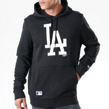 Sweat Capuche MLB Seasonal Team Logo Los Angeles Dodgers 12123929 Noir