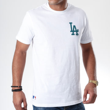New Era - Tee Shirt MLB Far East Los Angeles Dodgers 12123947 Blanc