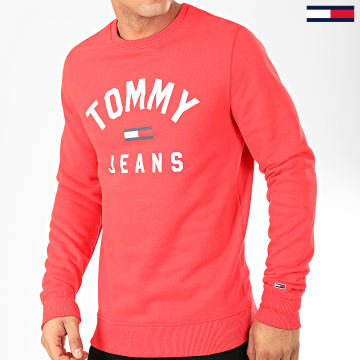 Sweat Crewneck Essential Flag 7024 Rouge