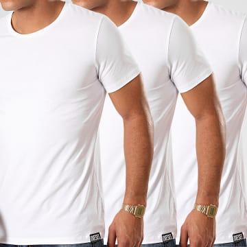 Lot De 3 Tee Shirts Randal 00SJ5L-0QAZY Blanc