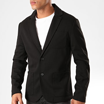 Only And Sons - Veste Blazer Mark Noir