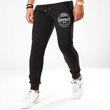 Pantalon Jogging En Esprit 2020 Noir