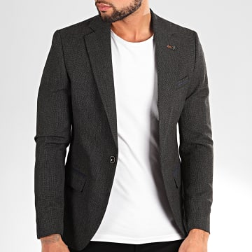 Black Needle - Veste Blazer 20245 Noir