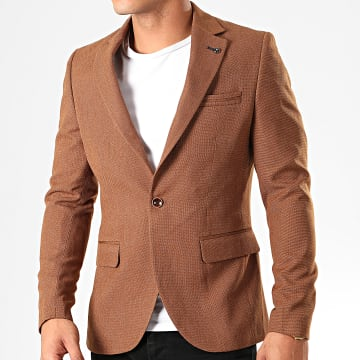 Black Needle - Veste Blazer 20245 Camel