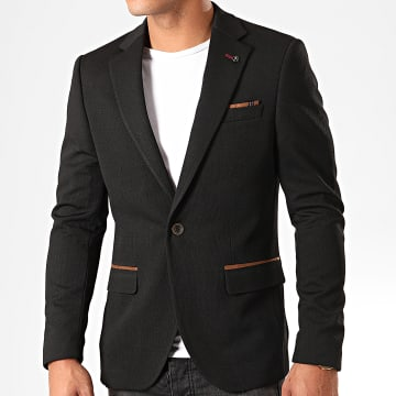 Black Needle - Veste Blazer 20248 Noir