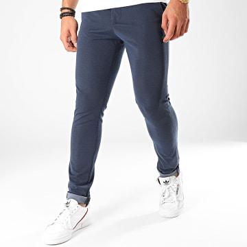 Classic Series - Pantalon Chino X-307 Bleu Marine