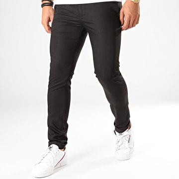 Classic Series - Pantalon Chino M-3201 Noir