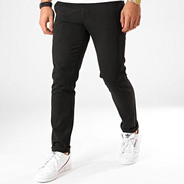 Classic Series - Pantalon Chino X-663 Noir