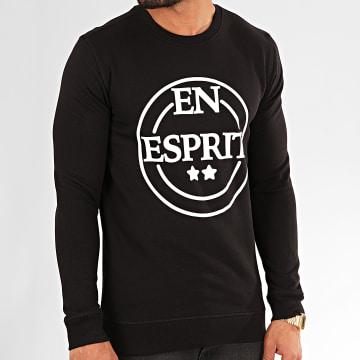 Heuss L'Enfoiré - Sweat Crewneck En Esprit 2020 Noir