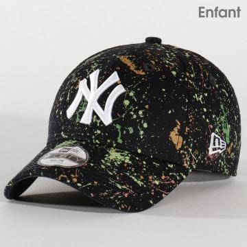 Casquette Enfant 9Forty Paint Pack 12134918 New York Yankees Noir