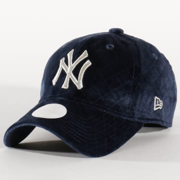 Casquette Femme 9Forty MLB Quilted 12134626 New York Yankees Bleu Marine