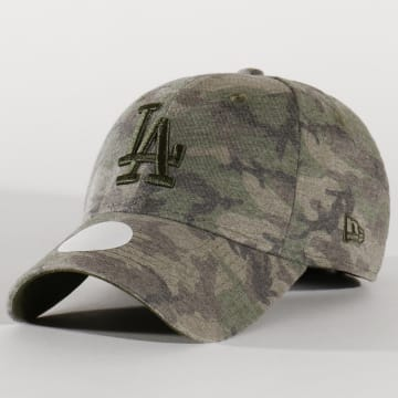 Casquette Femme 9Forty Jersey 11871523 Los Angeles Dodgers Camouflage