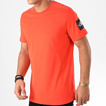 Tee Shirt Fine 2 3YHC Orange