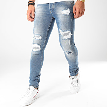 Jean Slim Ciro Bleu Denim