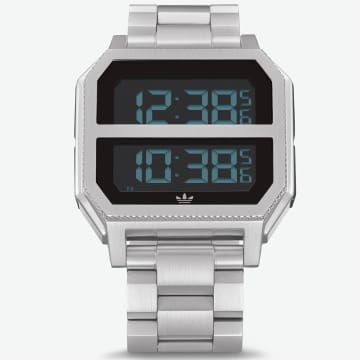 adidas - Montre Archive MR1 Z211920-00 All Silver