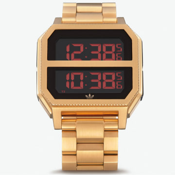 adidas - Montre Archive MR2 Z21502-00 All Gold