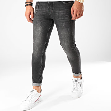 Jean Skinny GF-79031 Gris Anthracite
