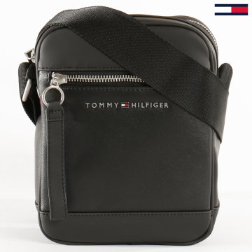 Tommy Hilfiger - Sacoche Metro Mini Reporter 5986 Noir