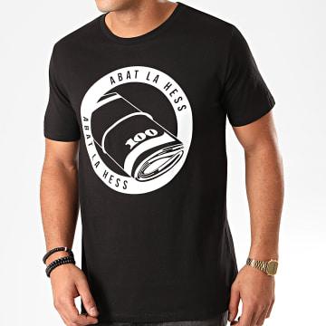 OhMonDieuSalva - Tee Shirt ABLH Noir Blanc