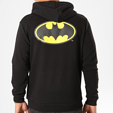 DC Comics - Sweat Capuche Original Logo Back Noir