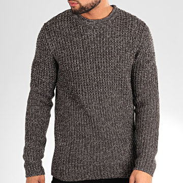 Produkt - Pull HNN Jamie Gris Anthracite Chiné