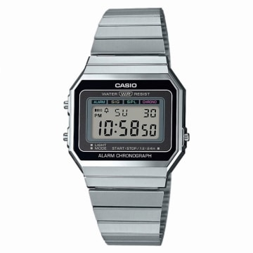 Casio - Montre Collection A700WE-1AEF Métal
