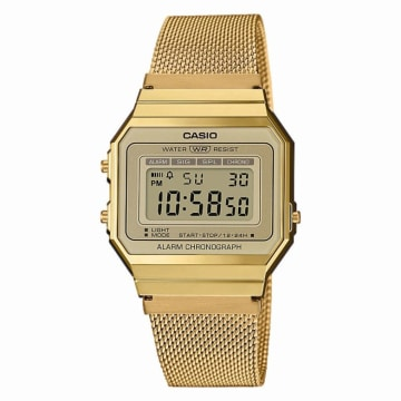 Casio - Montre Collection Femme A700WEMG-9AEF Doré