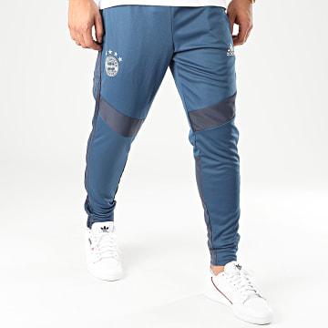 Pantalon Jogging A Bandes FCB DX9169 Bleu Marine