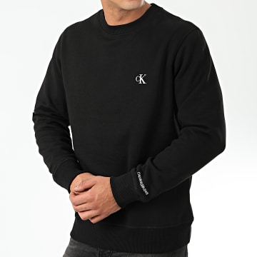 Calvin Klein - Sweat Crewneck CK Essential 4536 Noir