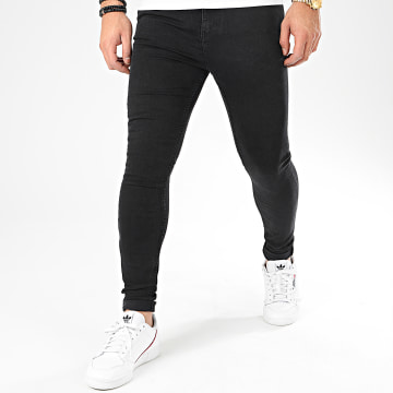 Jean Super Skinny Fit 954 SS-15A Denim Noir