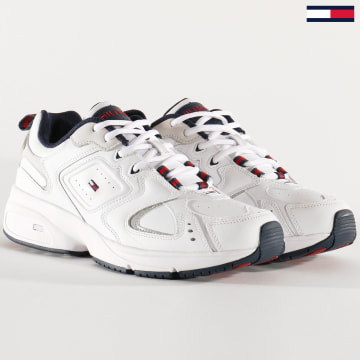 Baskets Femme Heritage Sneaker 0721 White