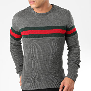 Pull H-006 Gris Anthracite