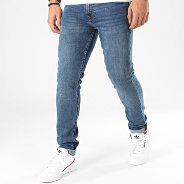 Pepe Jeans - Jean Skinny Finsbury 200338HC50 Bleu Denim