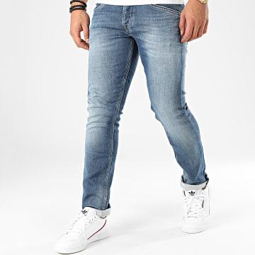 Pepe Jeans - Jean Regular Track 201100HB12 Bleu Denim