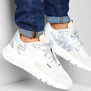 Baskets Nite Jogger EE5885 Footwear White