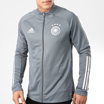 Adidas Performance - Veste De Sport DFB FS7038 Gris