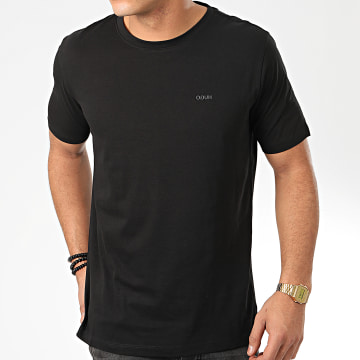 HUGO by Hugo Boss - Tee Shirt Reverse Logo Dero 201 50422655 Noir