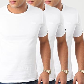 Lot De 3 Tee Shirt Highwoods Blanc