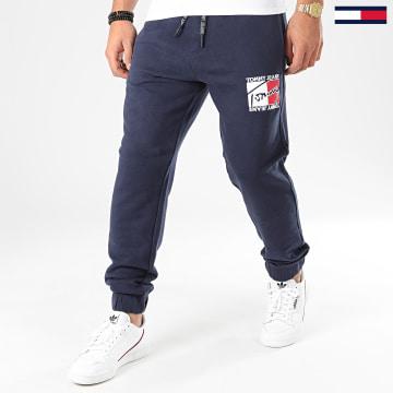 Pantalon Jogging Graphic 7533 Bleu Marine