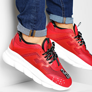 Baskets Capsule Red