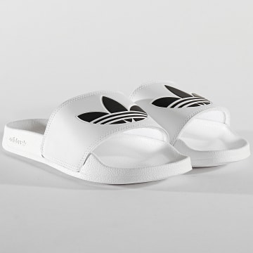 Adidas Originals - Claquettes Adilette Lite FU8297 Blanc